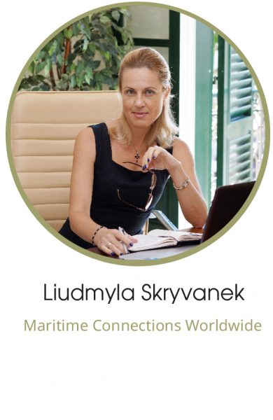 Liudmyla Skryvanek - Maritime Connections Worldwide